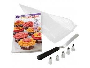Cukrářské pomůcky Wilton - cupcakes 18 ks