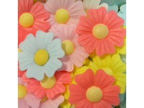 Oplatkový květ FR52 - MIX - 50 ks