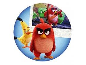 Jedlý papír C - Angry Birds