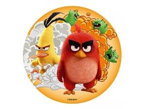 Jedlý papír A - Angry Birds