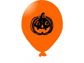 Balónky Pumpkin 5 ks oranžové