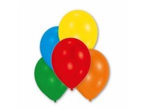Balónky barevné LED svítící - 5 ks