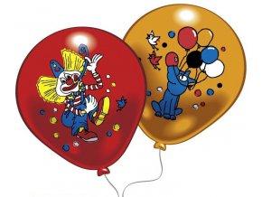Balónky KLAUN 8 ks