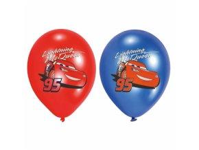 Balónky 6 ks - CARS