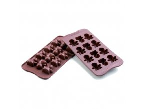 Forma na čokoládu Silikomart - Mood