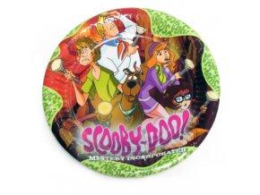 Party talíře 8 ks - Scooby Doo