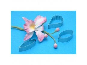 Vykrajovátko orchidej PME - Cattleya Orchid