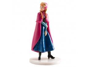 Figurka na dort Frozen - postavička Anna