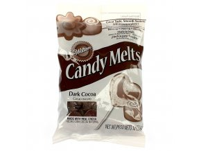 Wilton Candy Melts 340 g - hnědá