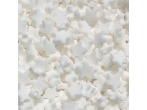 Cukrové hvězdičky bílé - velké balení 1 kg