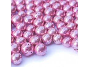 Růžové perličky - velké balení 1 kg