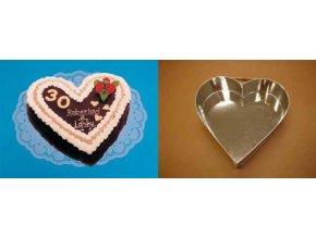 Forma srdce malé - kód 203