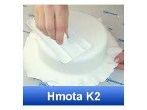 Potahovací hmota K2 - malé balení 250g