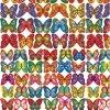 Motýlci z jedlého papíru - balení 20 ks