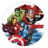 Jedlý papír A - Avengers