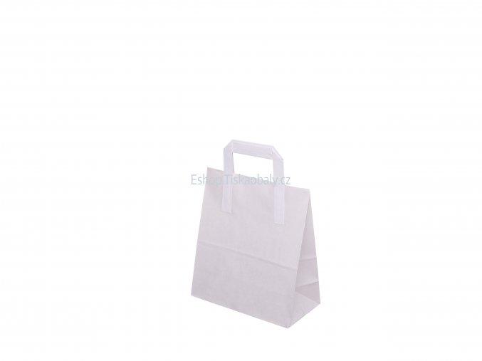 T10031 paper flat handles white 220x110x245