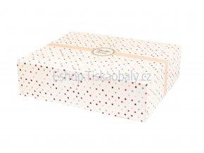 Krabice na dort - M, 210x245x70 mm