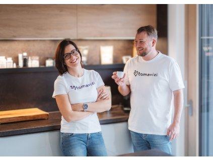 1000g bílá tomavizi káva