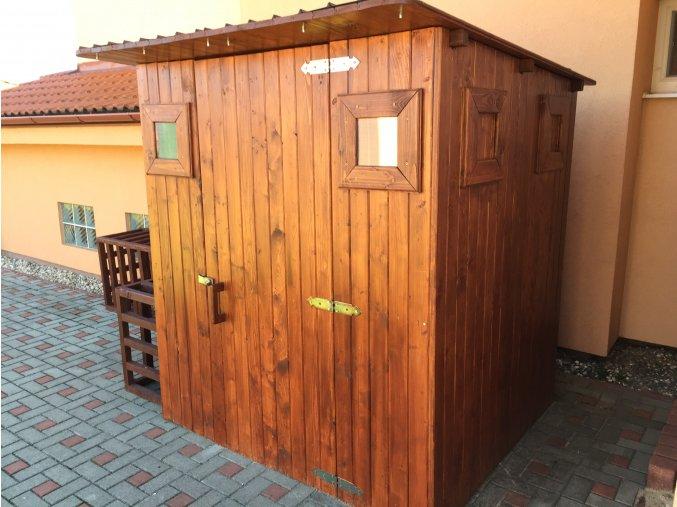 záhradný domček na náradie (1)