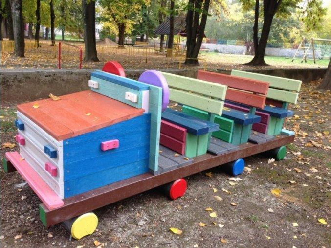Pieskoviska Detske Prvky vlacik komplet rekonstrukcia15