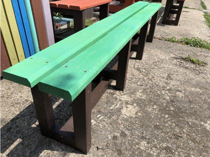 02 dg lavička dlhá, 2 dosky, 180cm (1)