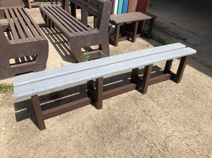 02 dg lavička dlhá, 2 dosky, 180cm (6)