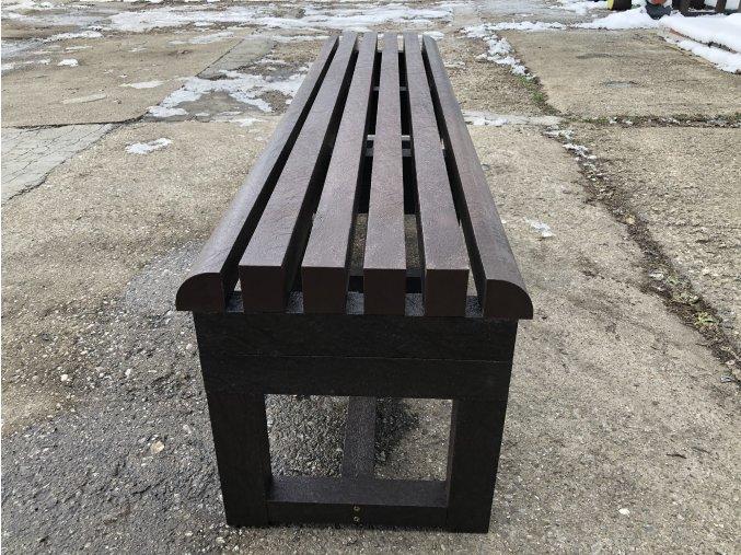 02 cb lavička bez opierky hnedá hranolčeková (1)