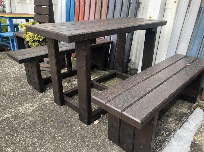 02 dba záhradný nábytok masívny bez opierky