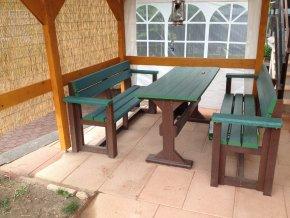 02 gc sada stôl, 2 lavičky s lakť. op (4)