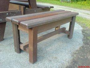 02 dc lavička krátka, 100 cm (6)