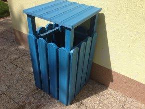 04 ae. Odpadkový kôš s krytom
