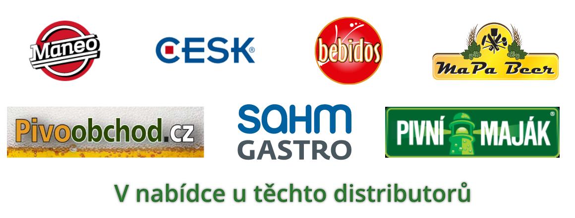 Ecoluxin je v nabídce u těchto distřibutorů