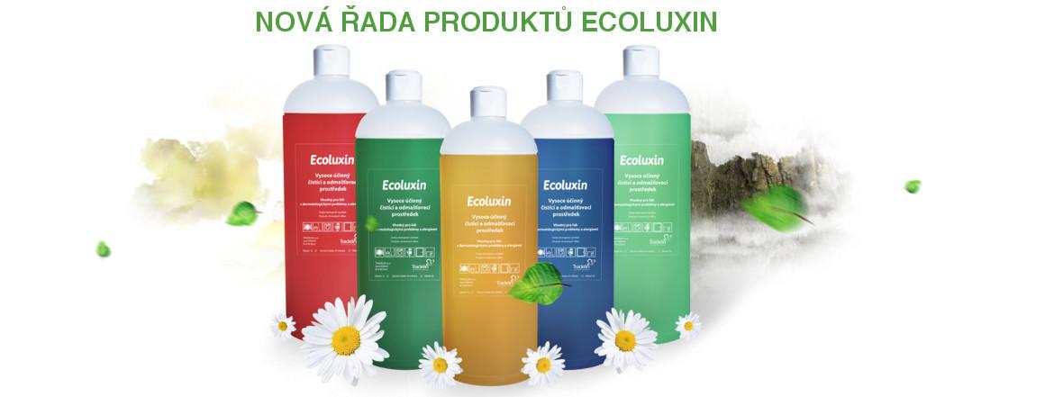 Nová řada produktů Ecoluxin