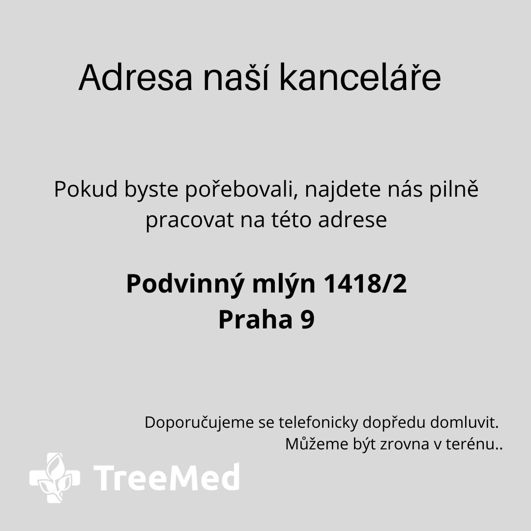 Adresakanceláře TreeMed