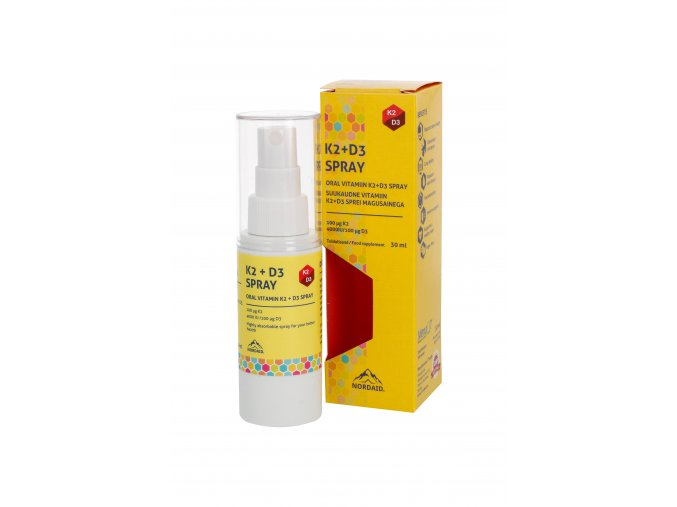Vitamin K2+D3 - Spray
