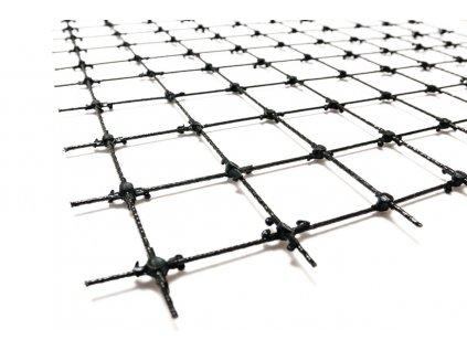 Kompozitní síť Ø3mm | oko 100x100mm | šíře 0,75m | 1m2