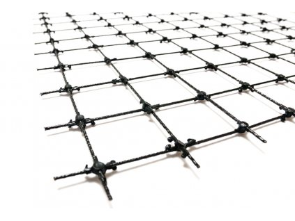Kompozitní síť Ø3mm | oko 100x100mm | rozměr 1,2x30m (36m2)