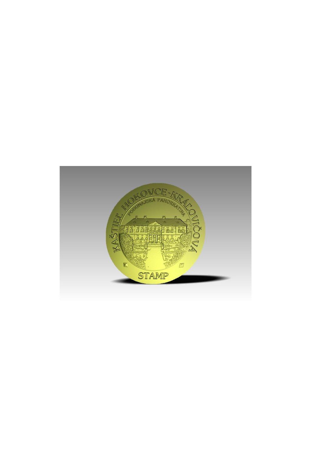 2600085 kastiel hokovce kralovicova podunajska pahorkatina