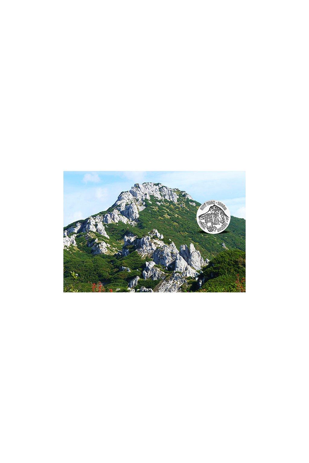 2920002 odznak no 2 sivy vrch