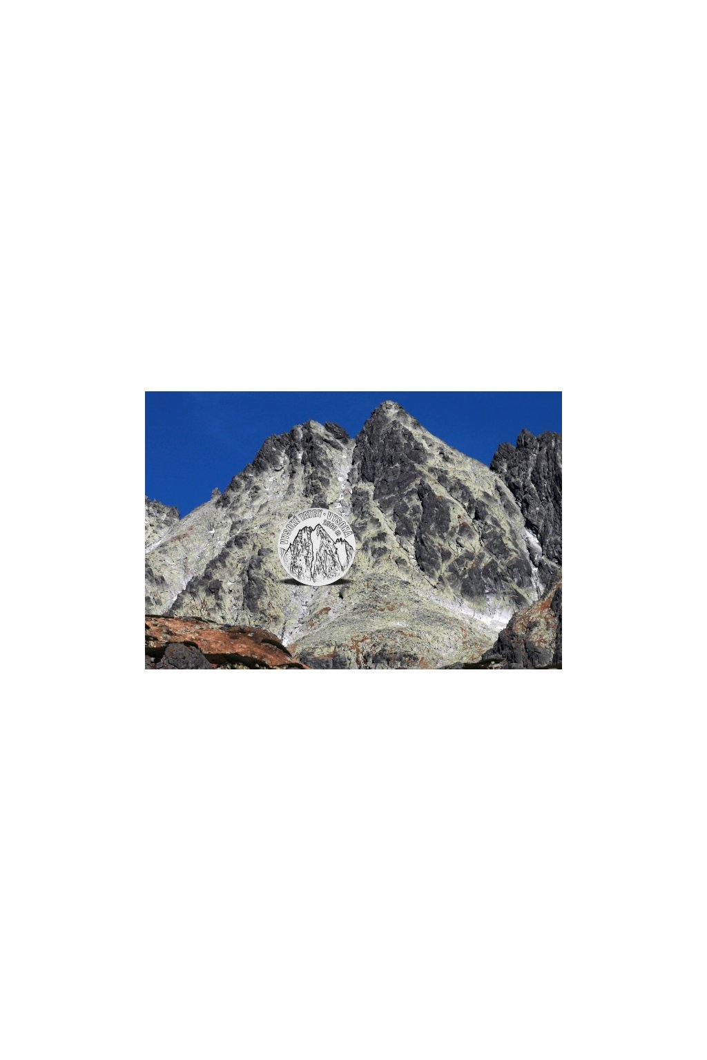 2920013 Vysoké Tatry Vysoká 2560 m