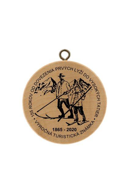 155 rokov od dovezenia prvých lyží do Vysokých Tatier