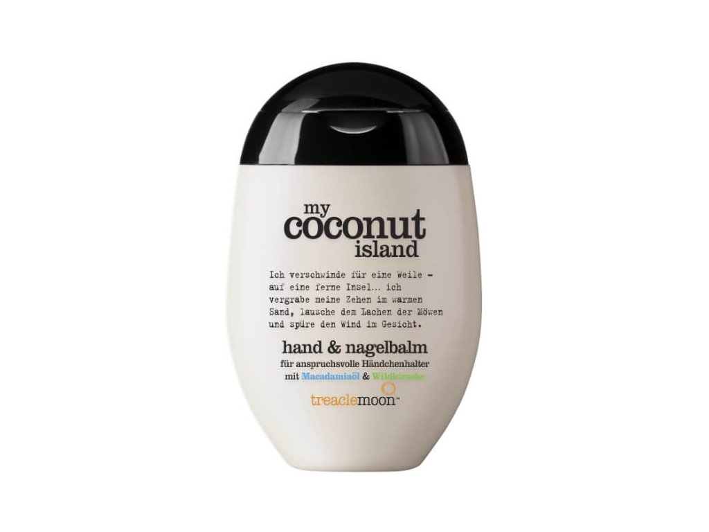 Treaclemoon-Krém na ruce my coconut island 75 ml