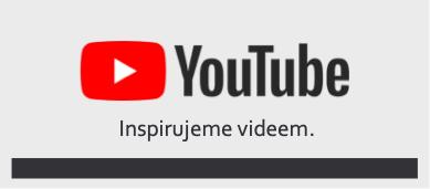 Stovky videí na kanálu YouTube!