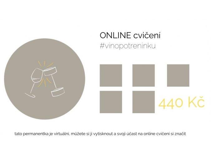#vinopotreninku CVIČENÍ (2)