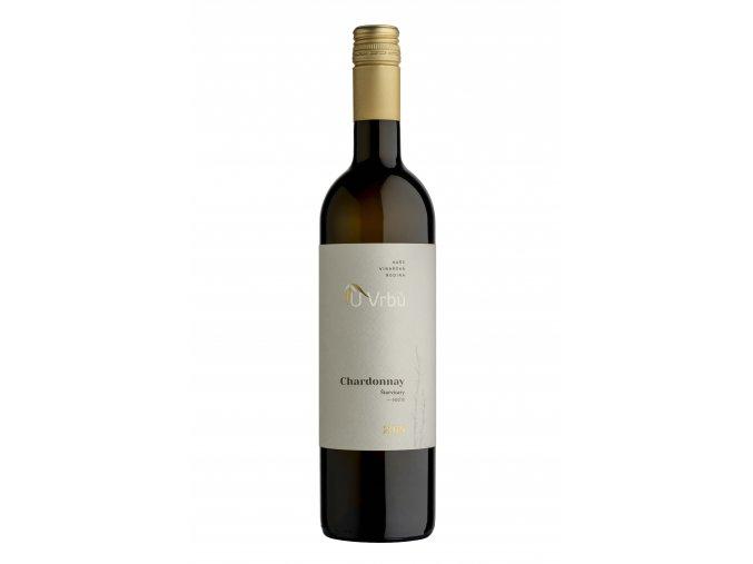 Bílá řada – 2018 Chardonnay