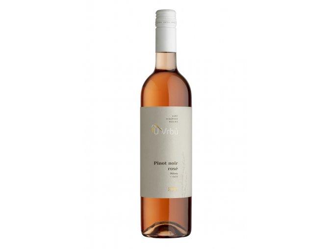 Rosé Pinot noir 2018