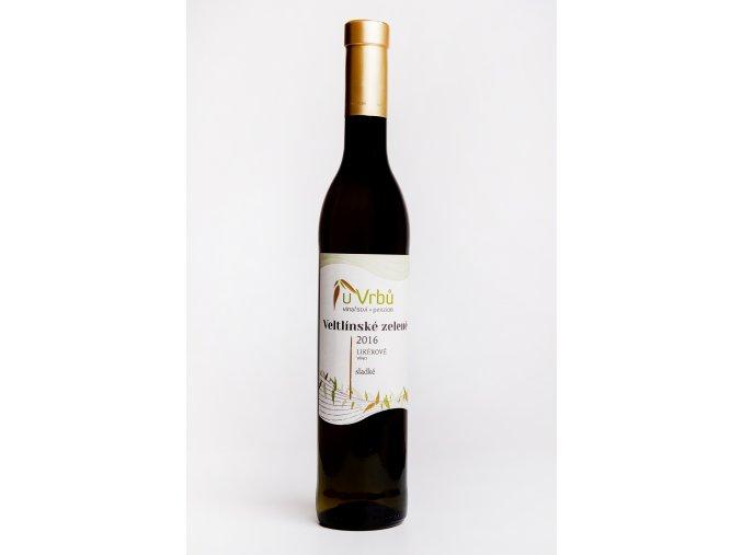 Likérové víno 2016