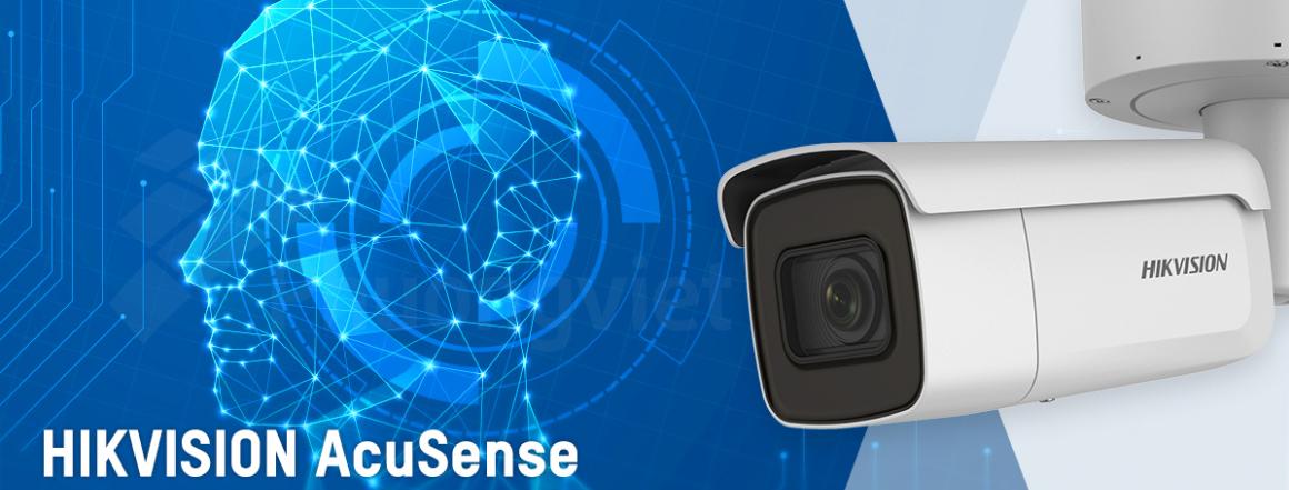 HIKVISION kamery AcuSense