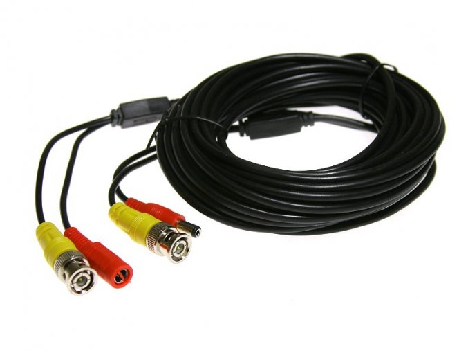 6371 kabel koaxialni s bnc napajeni 30 metru