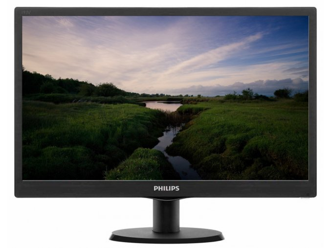 642 1 19 led philips 193v5lsb2 1366x768 vga 200cd vesa